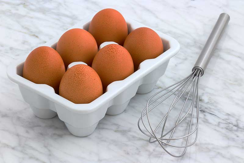 Eggs and Whisk